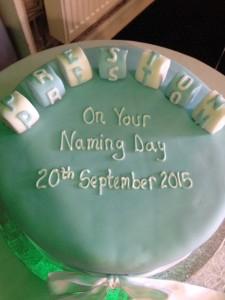 Preston Cake