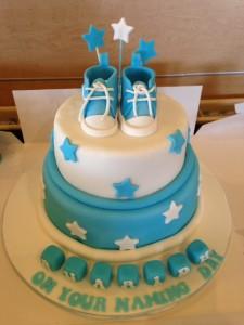 Ruaridh cake