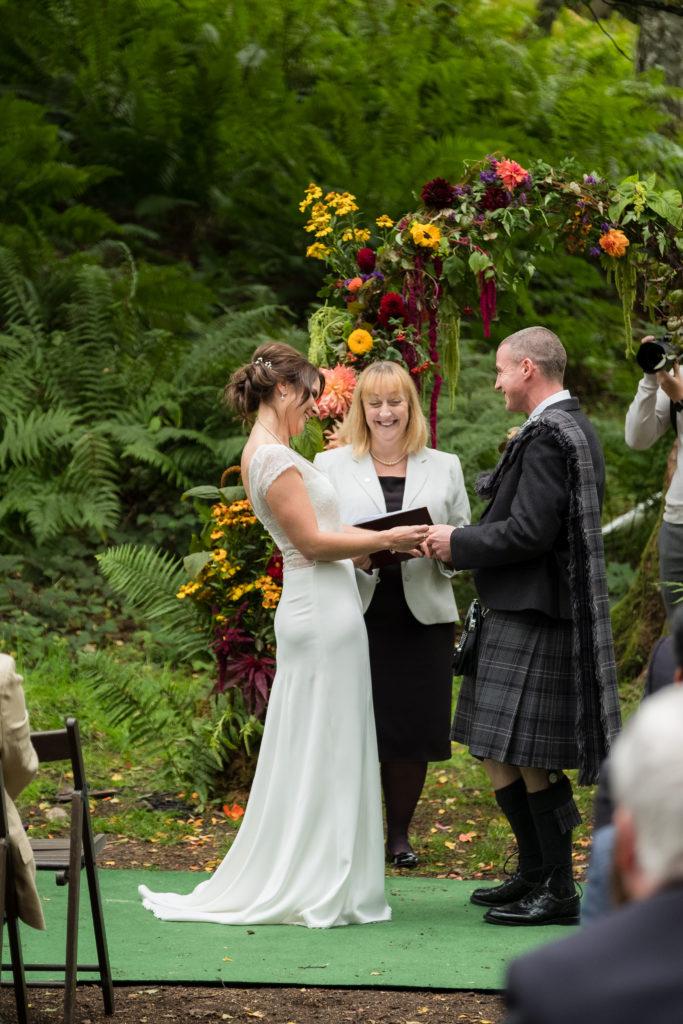 Amanda & Conor's weddingPhotograph courtesy of Stuart Duncan (Andi Watson Photography)